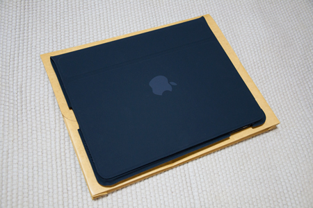iPadと封筒 : 菅公工業 ストックバッグ 角3