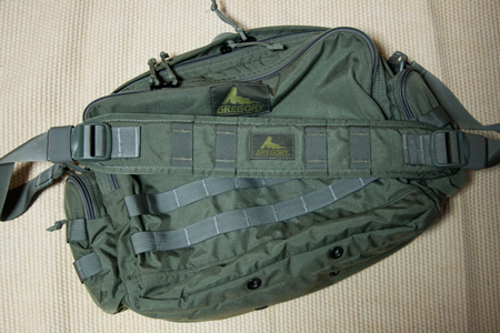 GREGORY SPEAR Sling Load Bag