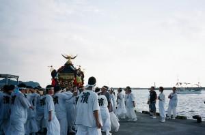 勝浦のお神輿
