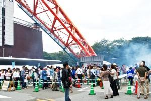 三陸・大船渡 東京タワーさんままつり会場
