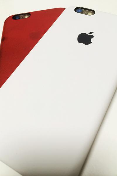 紅白ケース